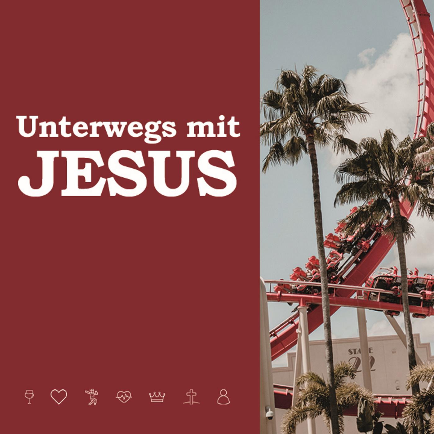 Unterwegs mit Jesus - Mit dem Herzen sehen