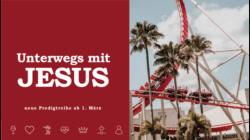 Unterwegs mit Jesus - Karfreitag [audio]