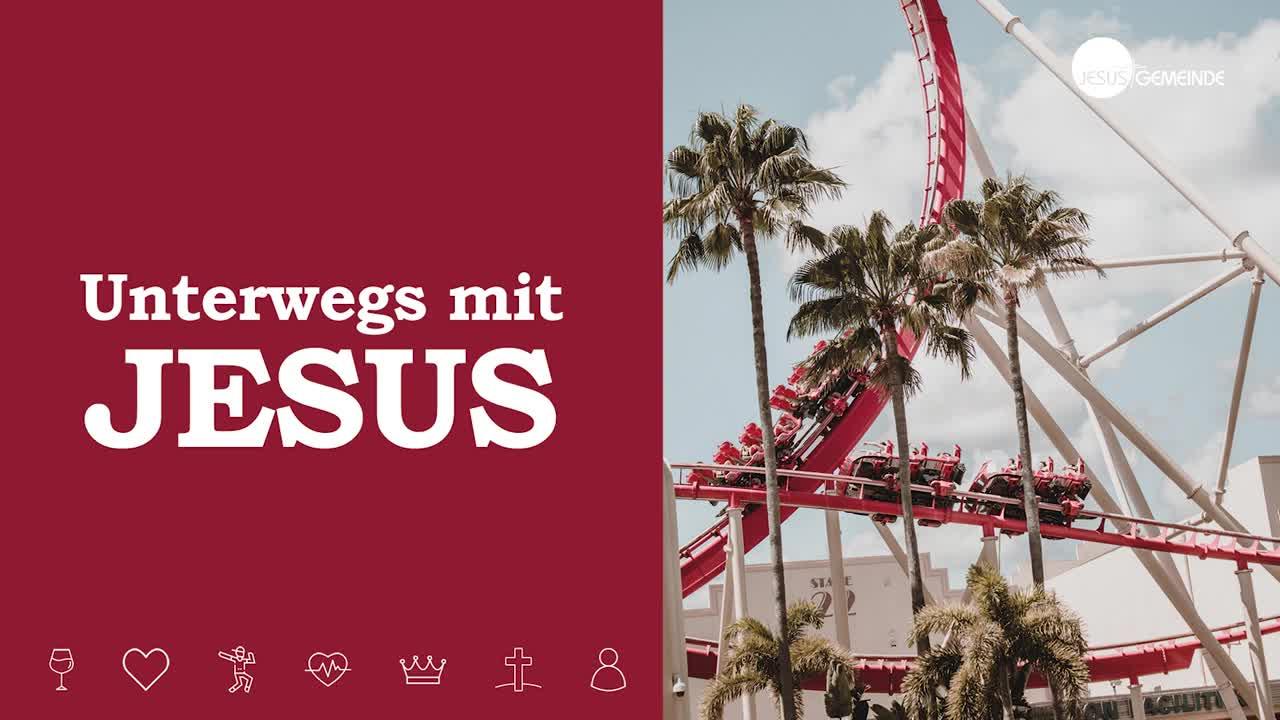 Unterwegs mit Jesus - Hunger nach Leben [video]