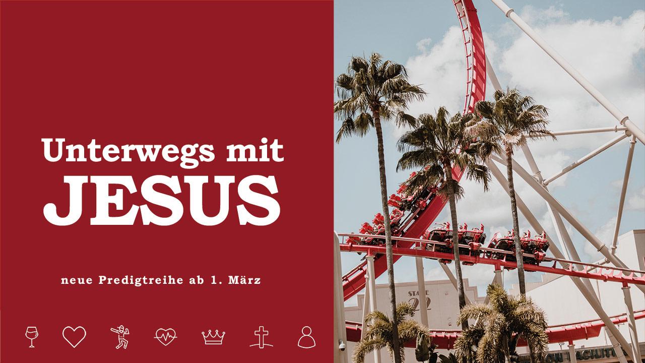 Unterwegse mit Jesus - Karfreitag [video]