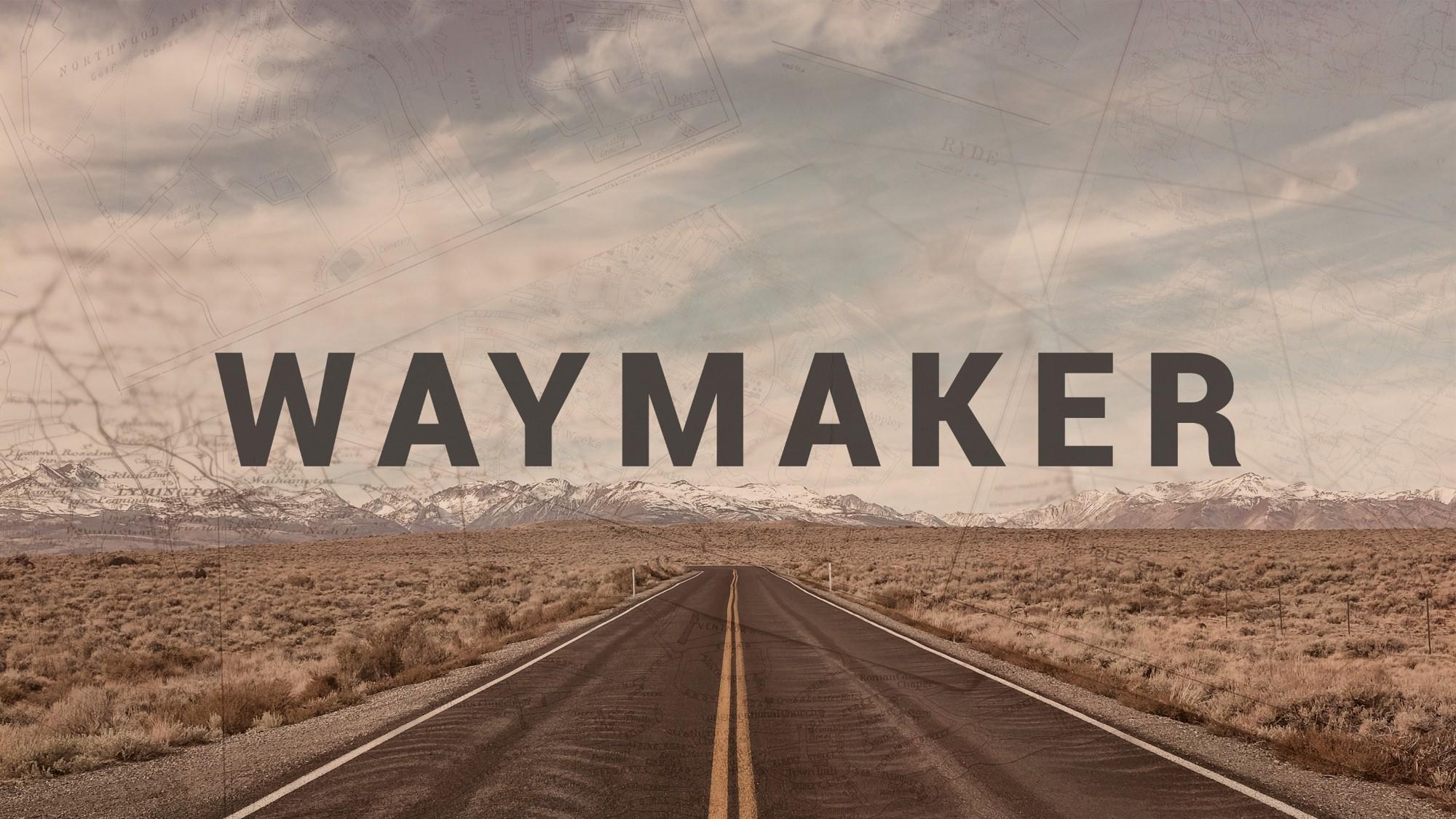 Waymaker - Teil 2 Die große Befreiung [video]