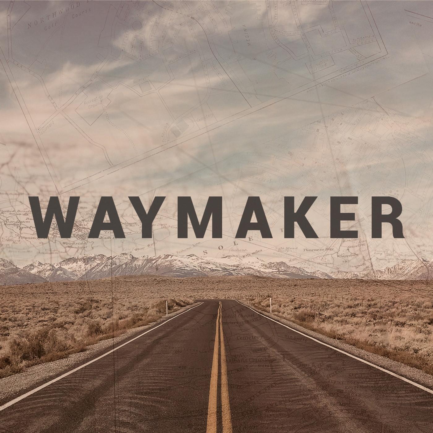 Waymaker - Teil 3 Mit Gott durch die Wüste [video]