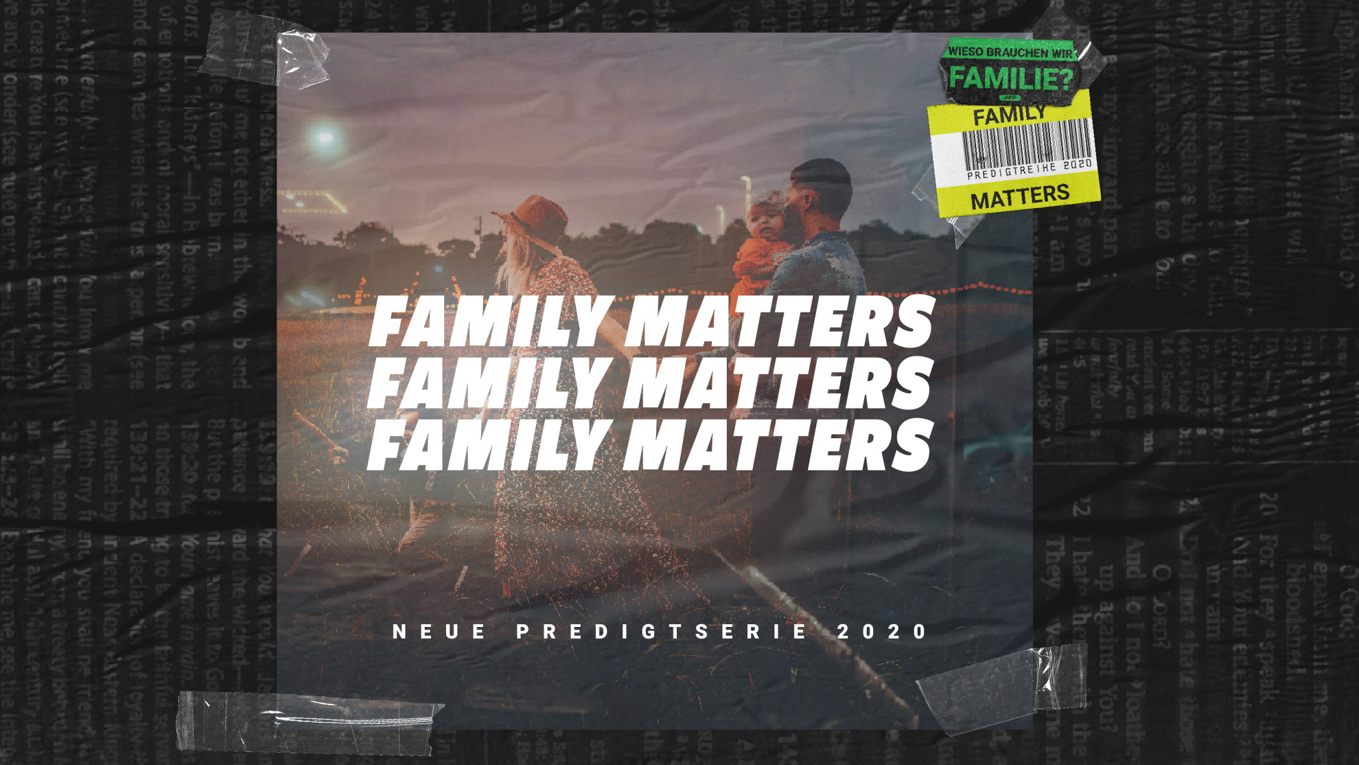 Family Matters - Teil 1 [video]